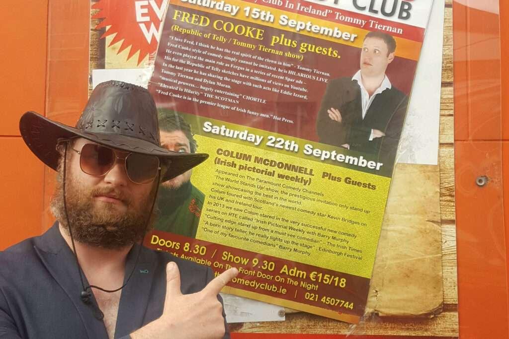 City Limits Comedy Club Cork